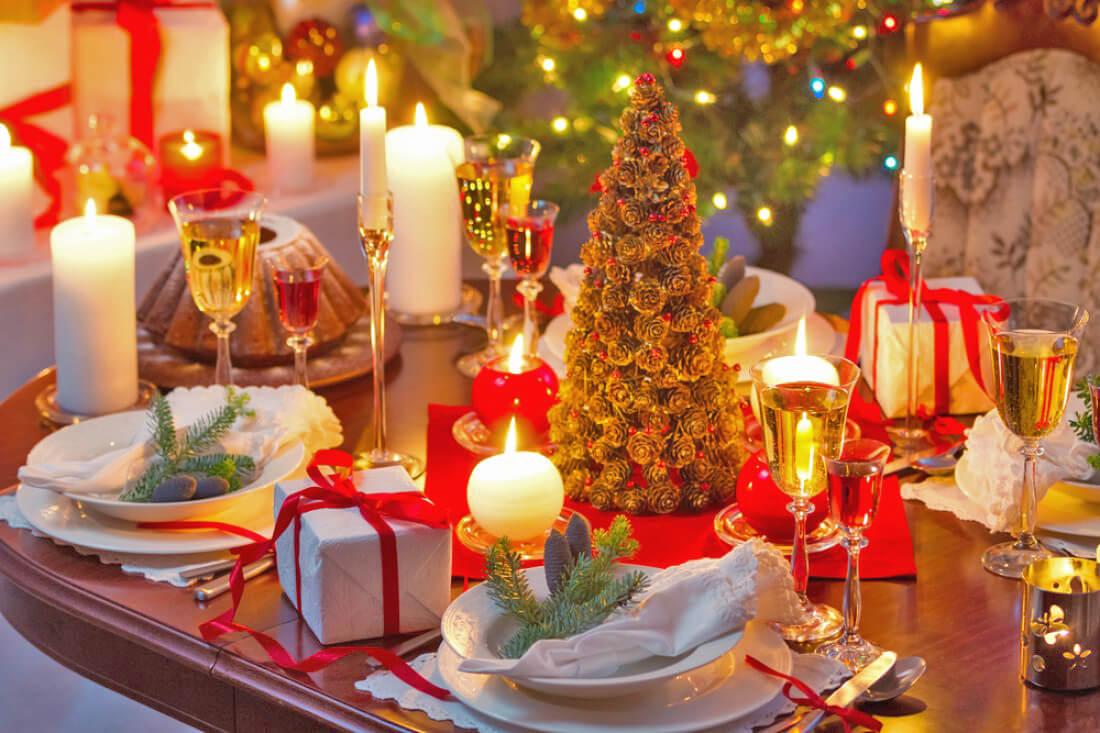 Pranzo di Natale da Farina&Co