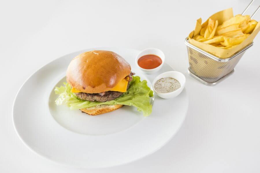 Farina & Co Burger